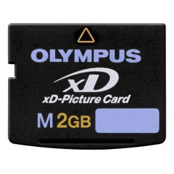 XD CARD 2GB Olympus