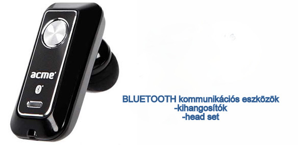 ACME BH-02 Bluetooth headset-500x500mm